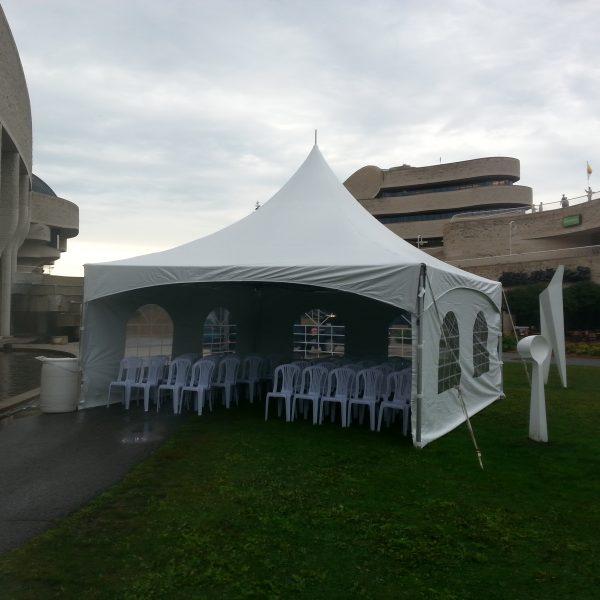 chapiteau 20X20 tent