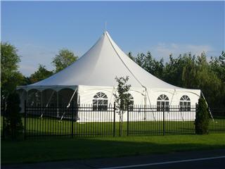 chapiteau 40X40 Tent