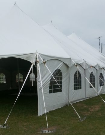 chapiteau 40X80 tent